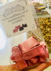 Gianduiotti vegan