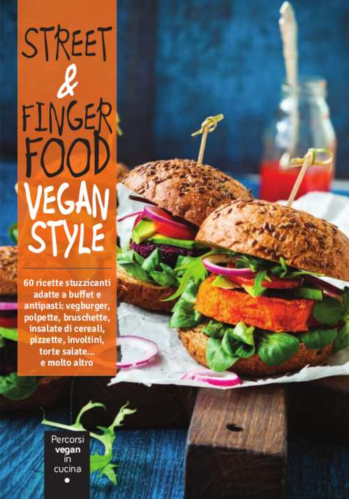 Street & finger food vegan style