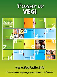 Libretto 'VegFacile - passo a veg!'