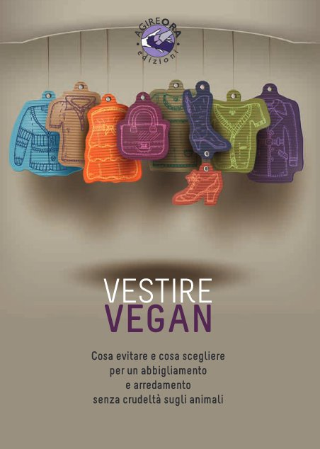 Vestire vegan