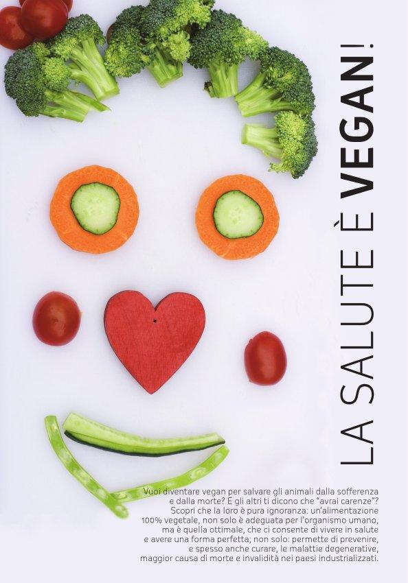 La salute è vegan!