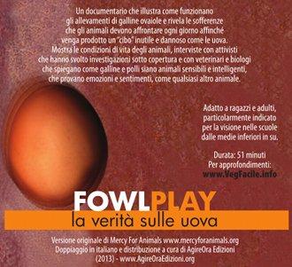 DVD - Fowl Play - La verità sulle uova