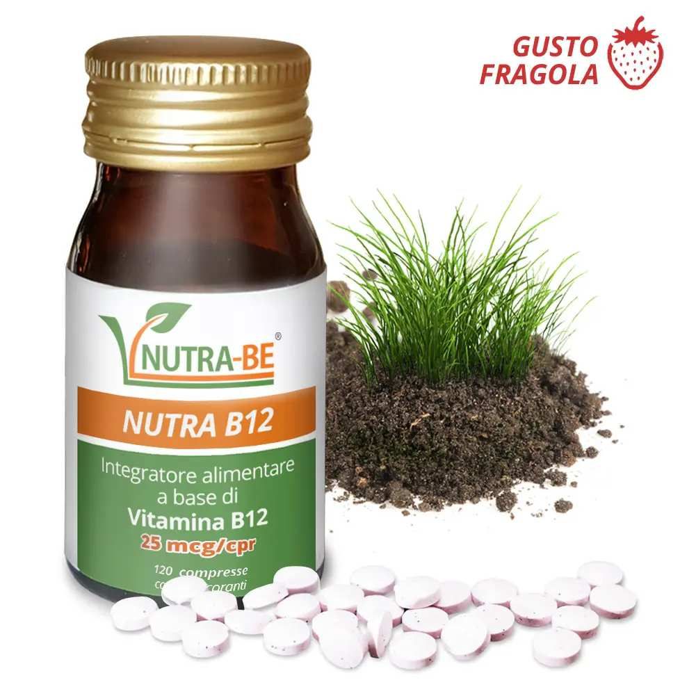 Vitamina B12 da 25 mcg