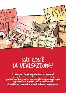 Sai cos'è la vivisezione?