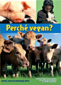 Foto Perche' vegan?